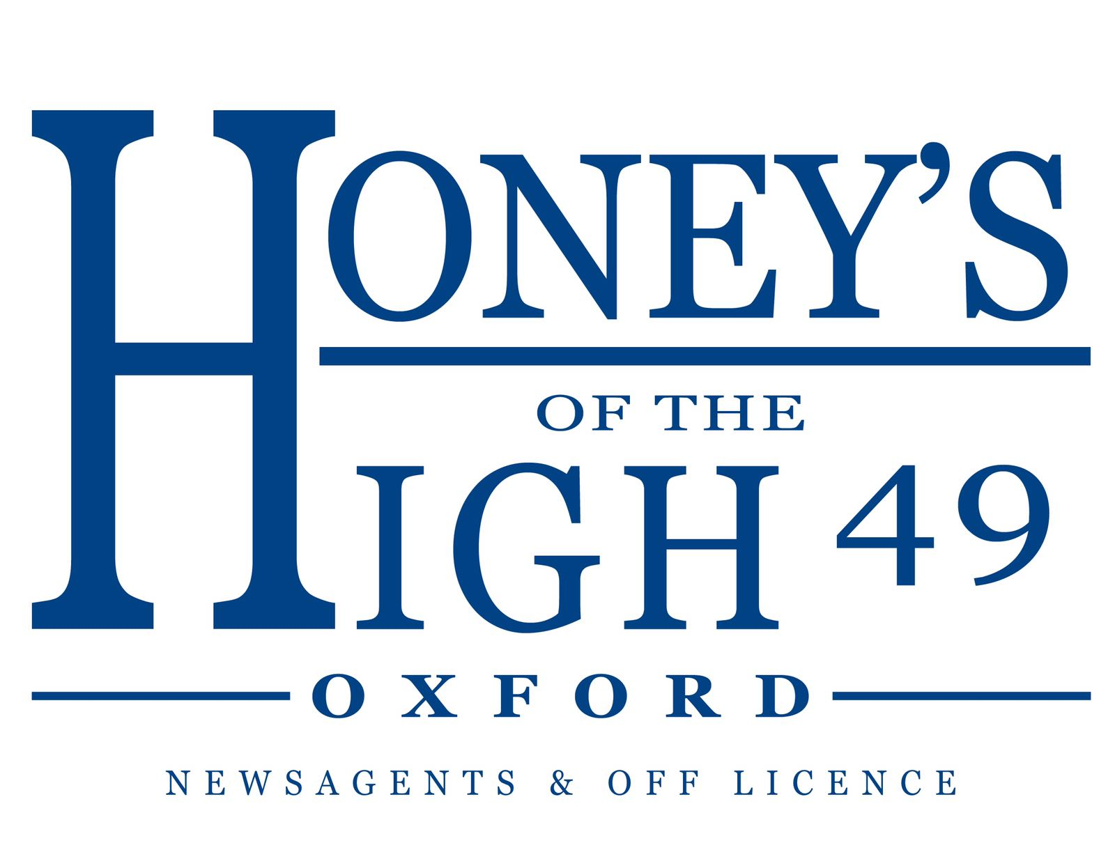 Honey's of the High logo