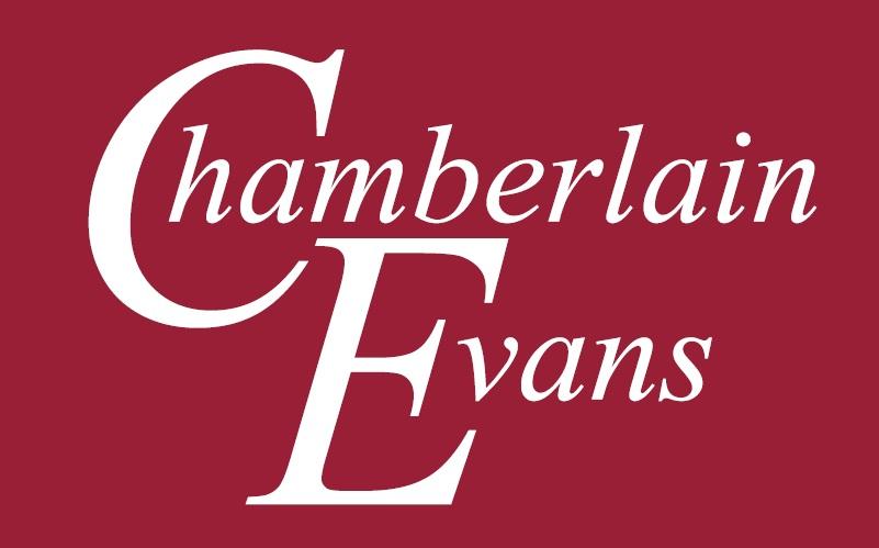 Chamberlain Evans logo