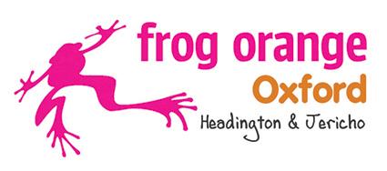 Frog Orange logo