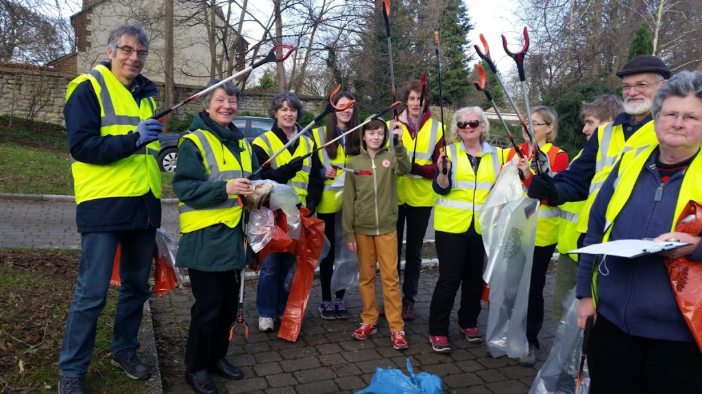 Team of Volunteers from Holy Trinity Church, Headington Quarry