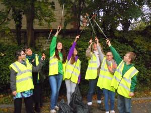 Holy Trinity volunteers, Headington Quarry 2015