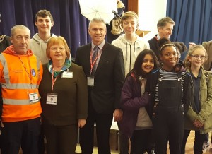Cherwell School launch